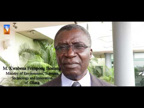 Interview of the Ministry of Environment, Innovation and Technology of Ghana