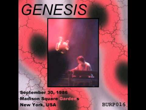 Genesis - In Too Deep [Live at Madison Square Garden 09-30-1986]