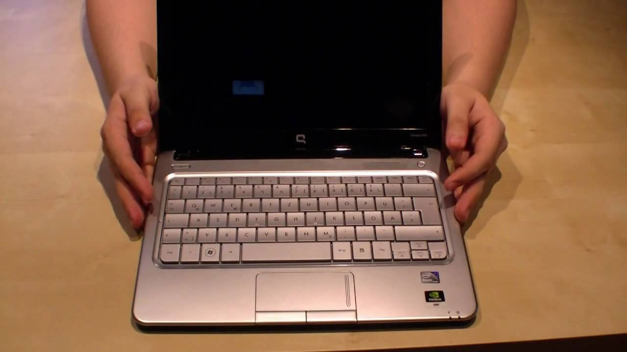 hp compaq mini 311 hands on english youtube rh youtube com HP Mini 311 Patterned Lid HP Mini 311 Patterned Lid