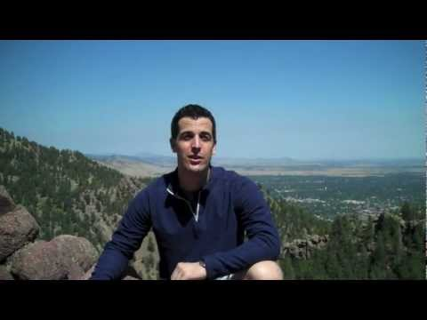 Boulder, Colorado Summer Travel