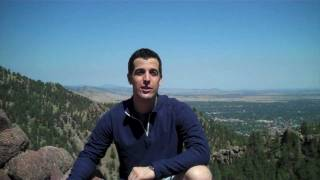 Boulder, Colorado Summer Travel