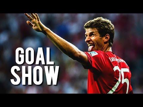 Thomas Müller - Goal Show 2015/2016 | HD