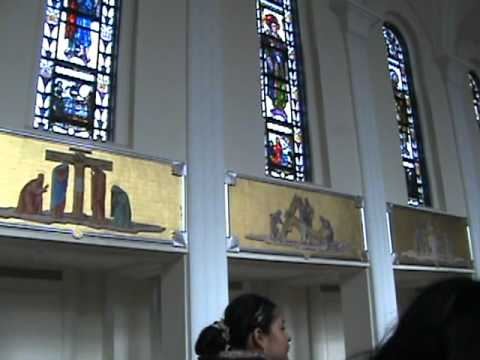 Madonna Del Strada Chapel Loyola University