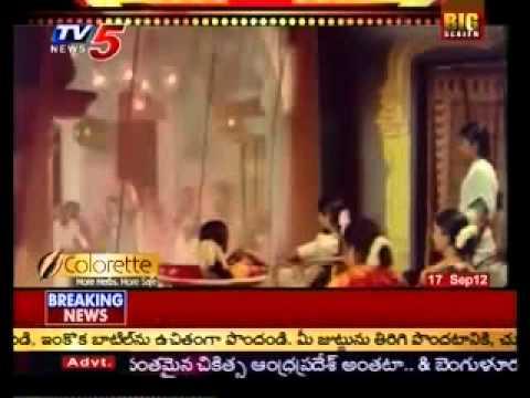 Thaman records qawwali for Nandini Reddy's film - TV5