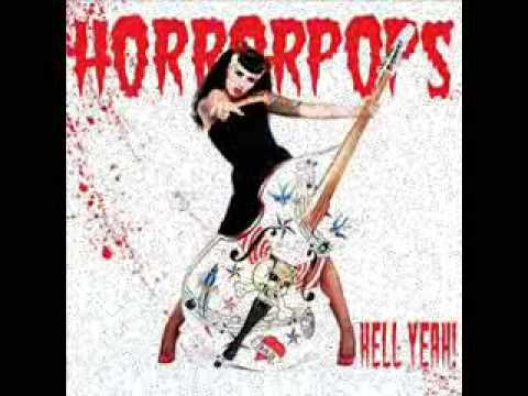 Horrorpops - Psychobitches Outta Hell