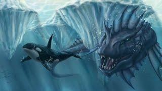 5 Monstruos Gigantes del oceano