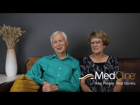MedCline™ Acid Reflux Relief System – Testimonial from Martin and Joyce