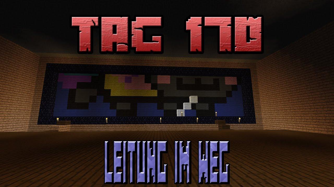 die Kinoleinwand in lets Play survival Piston House Tag 170