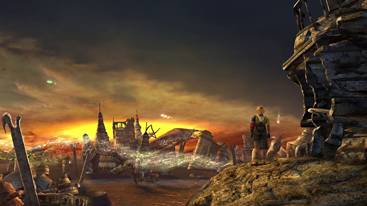 FINAL FANTASY X HD Remaster – Opening Sequence