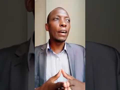 FRED LUMBUYE HAS SIGNED AND CONSENTED THE PROCESS Turkey law