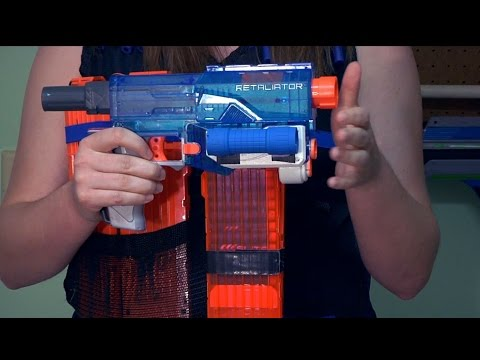 NERF LOADOUTS - ASSAULT | SPEED SQUAD - Ashley