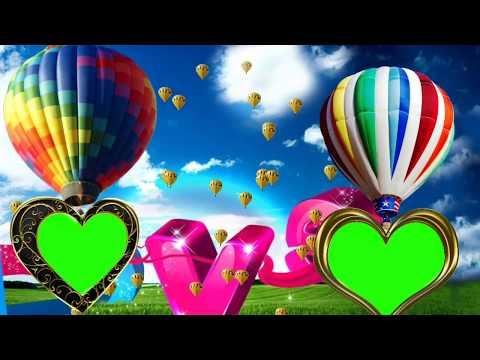 Wedding Green background screen effect HD video 17 thumbnail