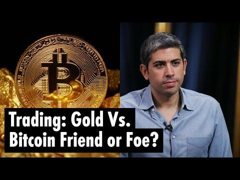Trading Gold vs Bitcoin: Friend or Foe? (w/ Roy Sebag)