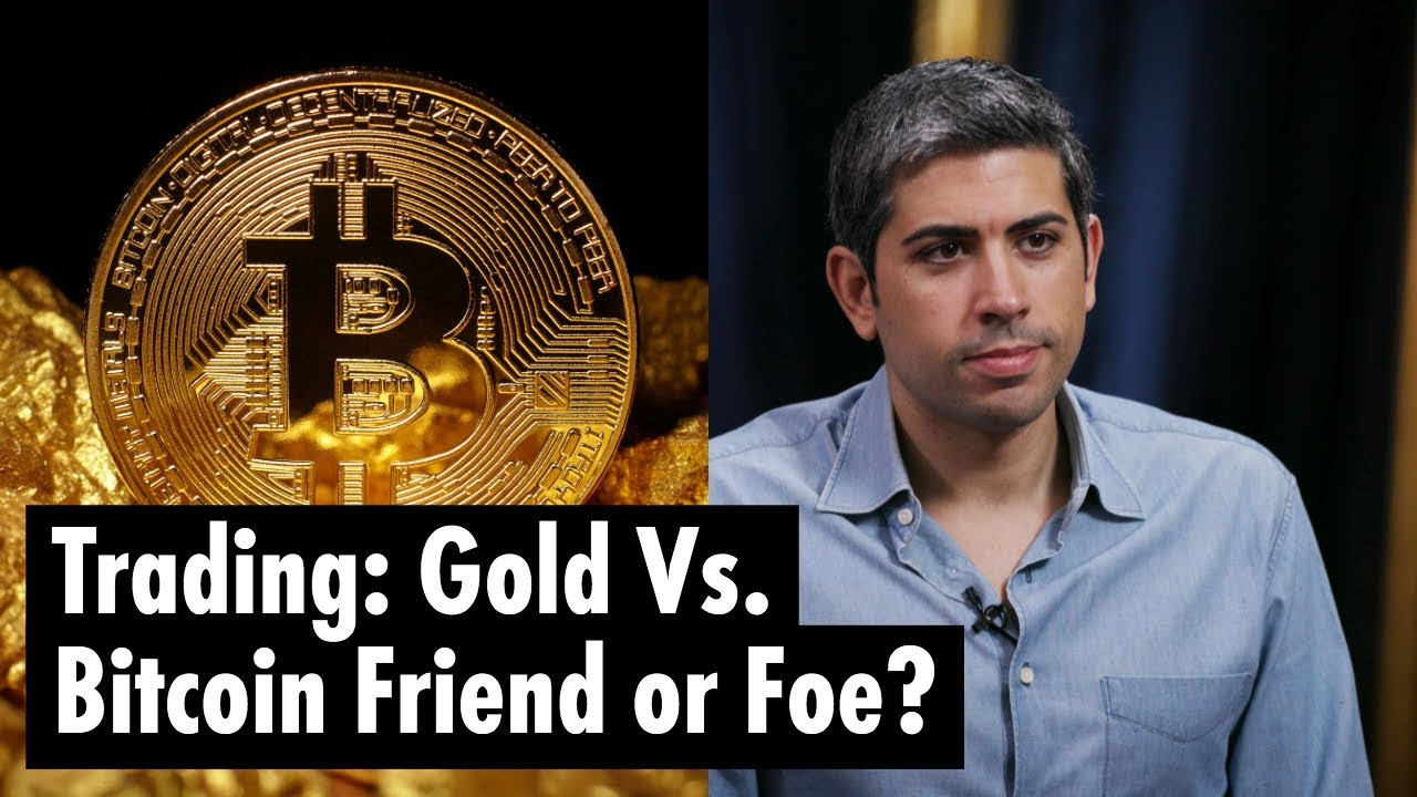 goldmoney vs bitcoin