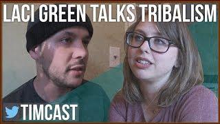 LACI GREEN TALKS FEMINISM AND TRIBALISM