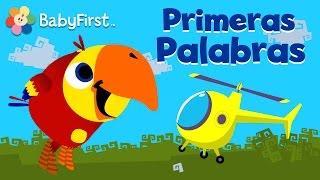 Aprendizaje de Palabras para Niños   Helicóptero   Videos para Niños   VocabuLarry - BabyFirst TV