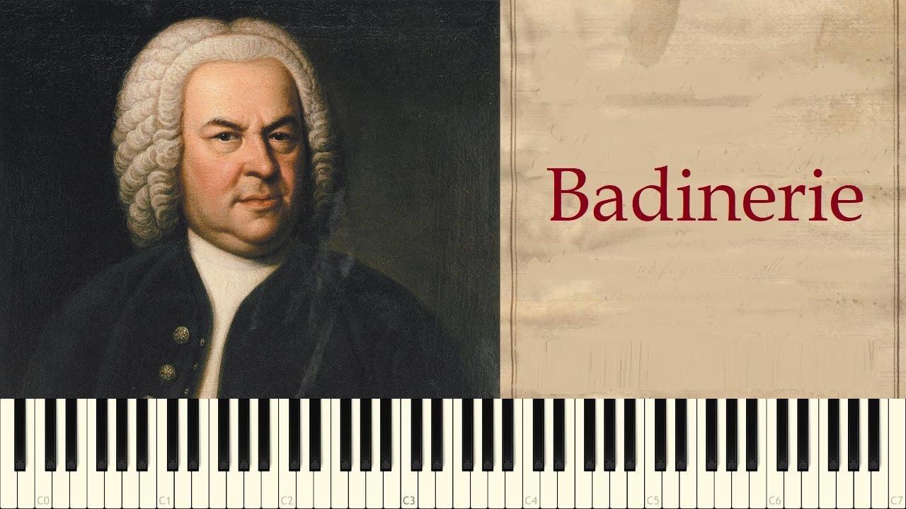 Youtube Johann Sebastian Bach