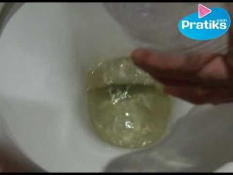 C mo limpiar un inodoro calcificado youtube - Como limpiar wc ...