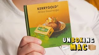 UnBoxing Mac 22: Kerrygold Recipe Book, Compliments, and Montreal Steak Spice