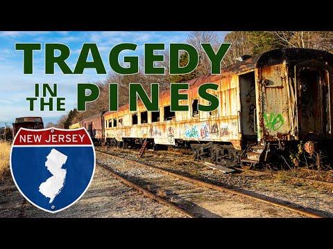 Winslow Junction Train Derailment-DESTINATION ANYWHERE