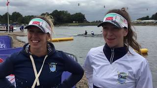 2018 British Rowing Masters Championships Highlgihts