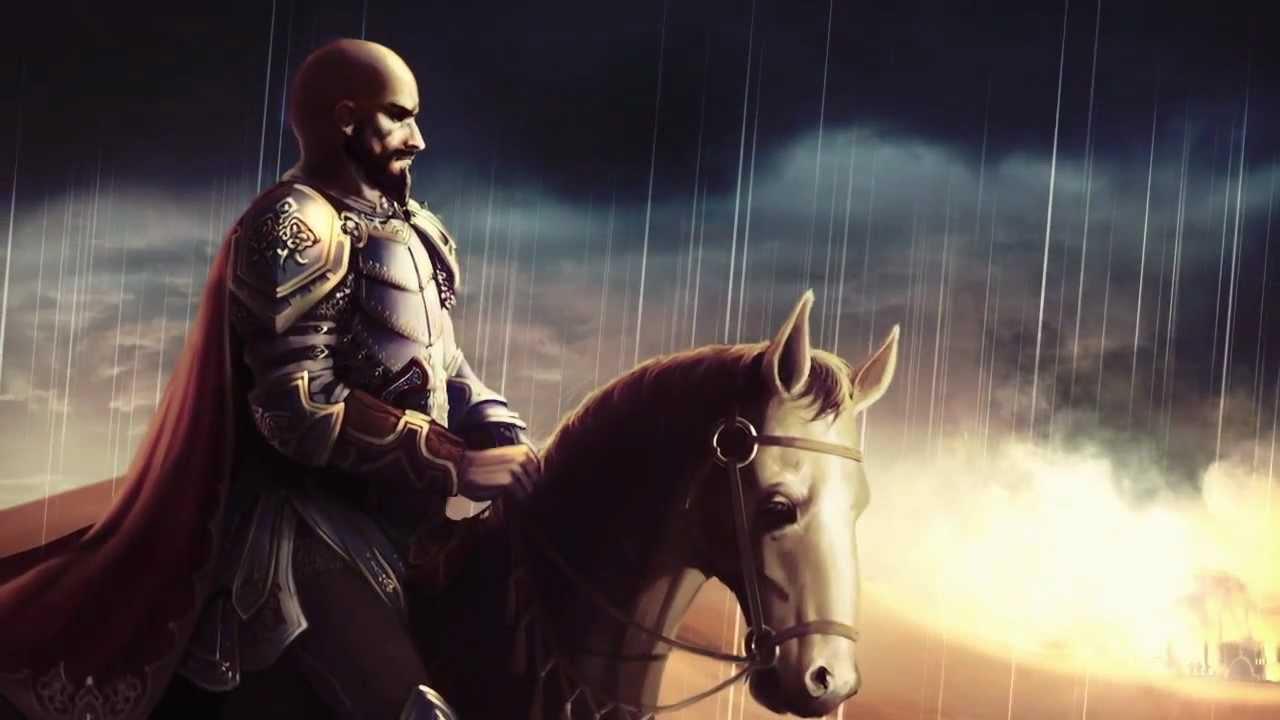 Видео Rise of Heroes Launch Trailer