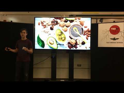 The Importance of Good Nutrition in Teens | Gabriel A | Tolt Middle School
