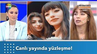 Arkadaşı Aleyna ve Halime yüzleşiyor!   Didem Arslan Yılmaz'la Vazgeçme