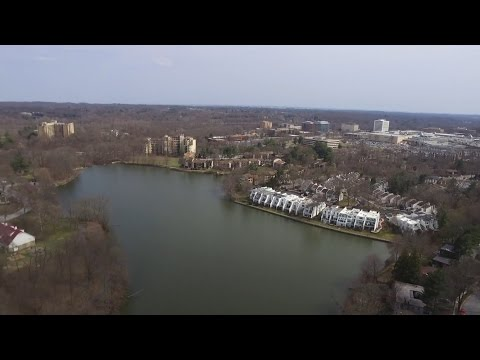 Wilde Lake, Columbia, MD Like You've Never Seen It Before!!