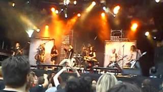 Eluveitie - The Essence Of The Ashes / live @ Winterthurer Musikfestwochen