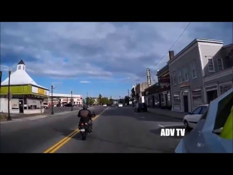Motorcycle Ride Springfield to Ware, Massachusetts