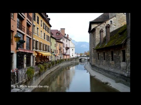 Things to do in a French Alpine city: Annecy - teentraveltips