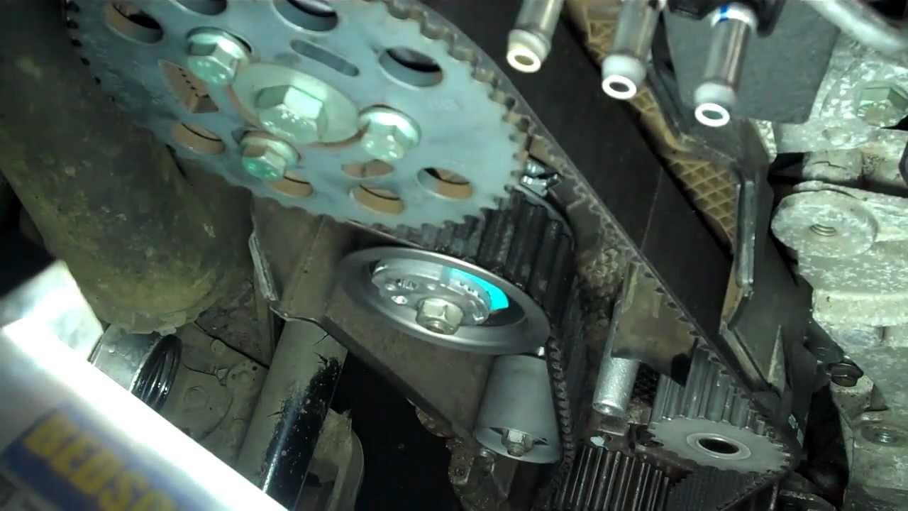 volkswagen passat 19 tdi timing belt replacment youtube rh youtube com VW Sharan Baggage VW Sharan Boot