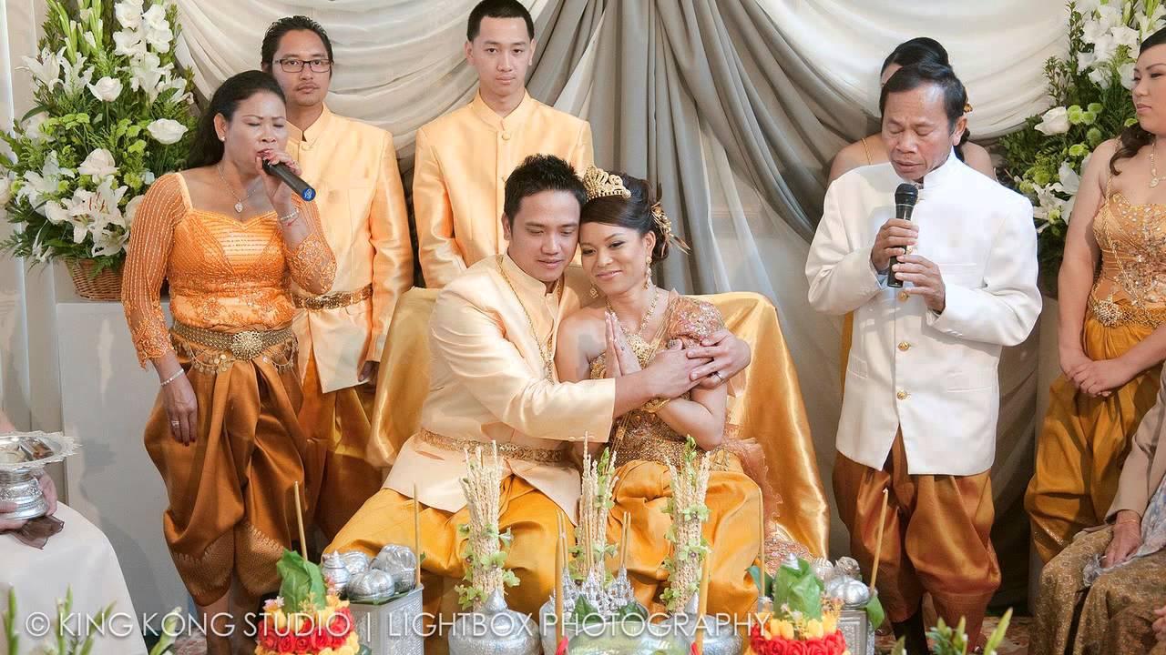Modern Khmer Weddings - YouTube