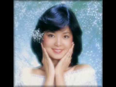 Teresa Deng - Yue Liang Dai Biao Wo De Xin (The Moon Represents My Heart)