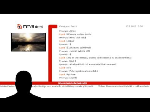 MTV3 Chat live