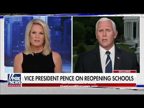 Vice President Mike Pence on Fox News