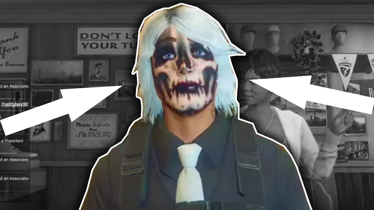 gta 5 online face paint how to get tryhard face paint