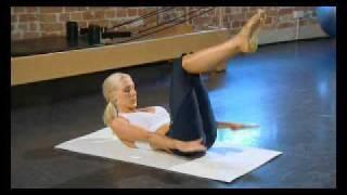 10 min Pilates abs workout