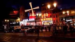 Ночной Париж(Париж ночью., 2014-10-12T17:47:33.000Z)
