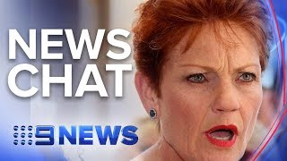 One Nation scandal, 9-year-old girls gone wild & the male contraceptive pill | Nine News Australia