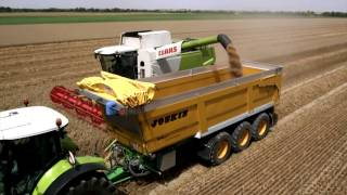 JOSKIN Trans-SPACE tipping trailers