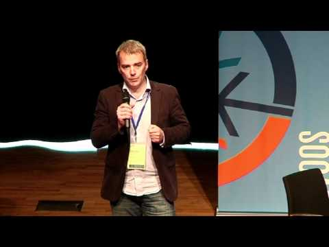 Social Entrepreneur Pitch - Stéphane Buthaud of Humano Games