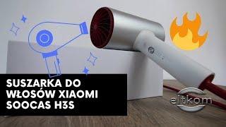 NADAJ IDEALNY WYGLĄD SWOJEJ FRYZURZE👧👧   Suszarka do włosów XIAOMI SOOCAS H3S - Recenzja