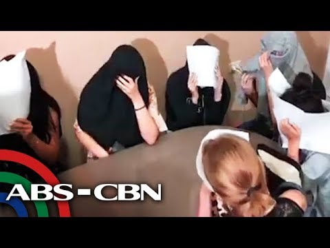 10 Foreigners Working As GROs In Malate Bar Arrested | TV Patrol