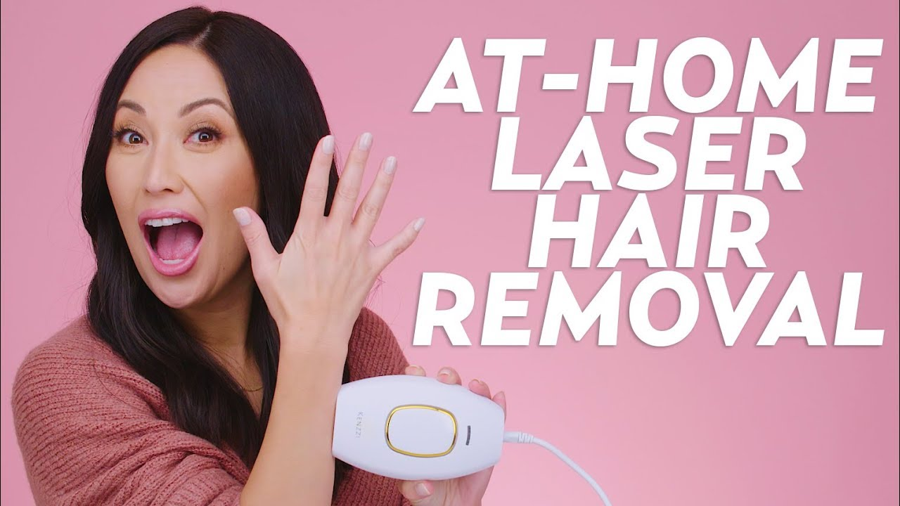 Do At Home Laser Hair Removal Devices Really Work My Kenzzi