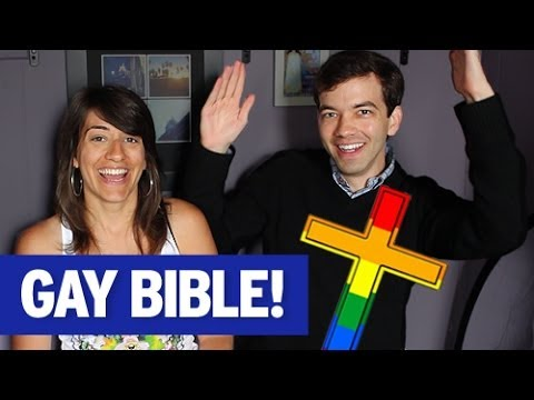 7 BIBLE QUOTES SUPPORTING GAY RELATIONSHIPS