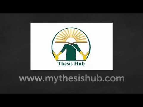 Thesis Hub Logo