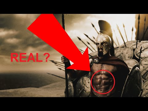 What Did Spartans Really Look Like?