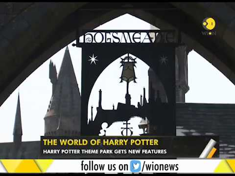 WION Gravitas: The World of Harry Potter; theme park gets news features